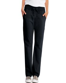 Hanes O4677 Women's French Terry Pocket Pant