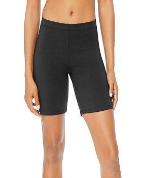 Hanes O9291 Women's Stretch Jersey Bike Shorts