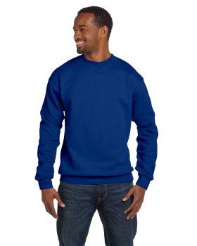 Hanes P1607 Adult EcoSmart Fleece Crewneck Sweatshirt