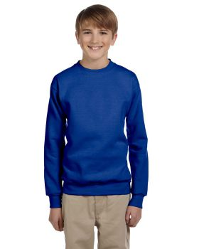 Hanes P360 Ecosmart Youth Crewneck Sweatshirt