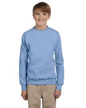 'Hanes P360 Ecosmart Youth Crewneck Sweatshirt'