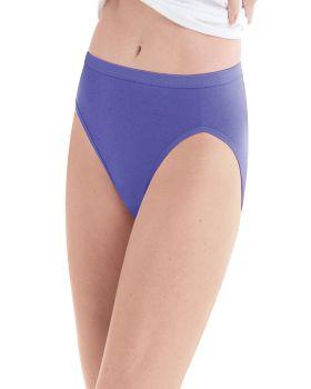 Hanes PW43AS Women's Hi-Cut Panty 10-Pack