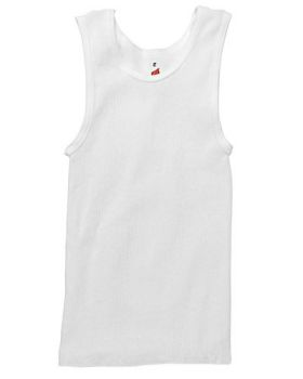 'Hanes TB37P5 Boys' Toddler Tank Top 5-Pack'