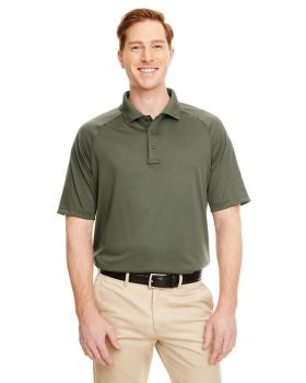Harriton M211 Adult Tactical Performance Polo