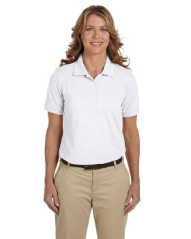 Harriton M265W Ladies' Easy Blend Polo