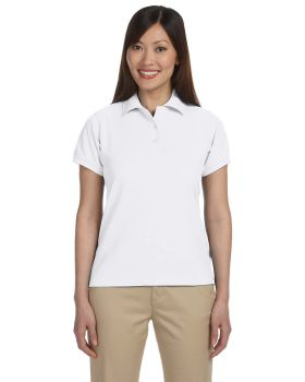 Harriton M280W Ladies' Blend-Tek Polo
