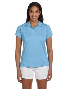 Harriton M315W Ladies' Polytech Polo
