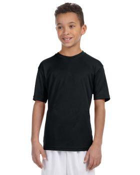 Harriton M320Y Youth Athletic Sport T-Shirt