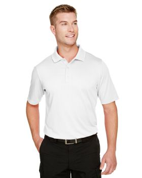 Harriton M348 Men's Advantage Snag Protection Plus Polo