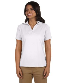 Harriton M354W Ladies' Micro-Piqué Polo