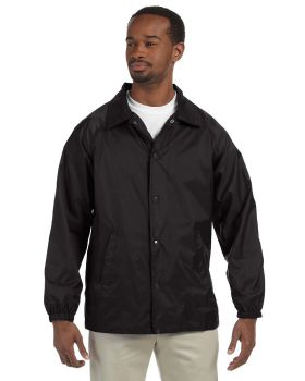Harriton M775 Adult Staff Nylon Jacket