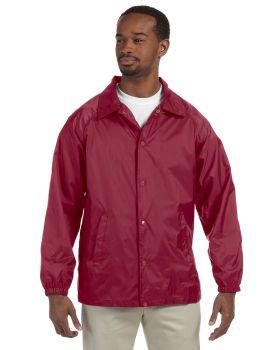 Harriton M775 Adult Staff Nylon Jacket