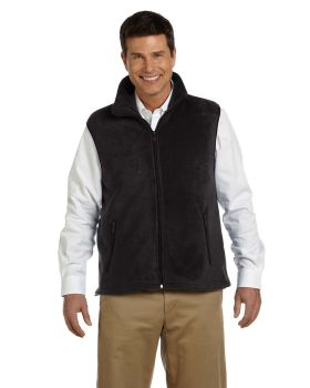Harriton M985 Adult Fleece Vest
