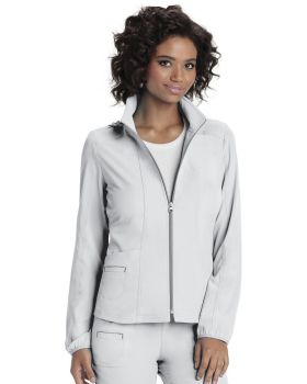HeartSoul 20310 Zip Front Warm-Up Jacket