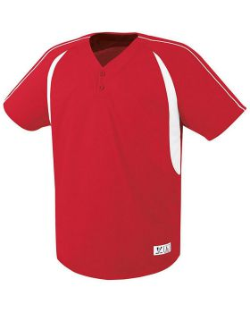 HIGH 5 312070-C Impact Two-Button Jersey