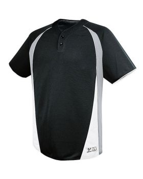 High 5 312120 Ace Two-Button Jersey