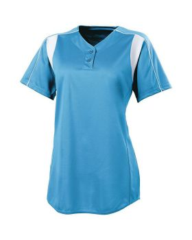 HIGH 5 312192 Ladies Double Play Softball Jersey