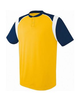 High 5 312200 Wildcard Two-Button Jersey