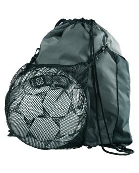 HIGH 5 327920 Convertible Drawstring Backpack