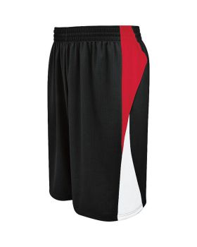 HIGH 5 335850 Adult Campus Reversible Short