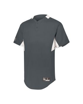 Holloway 221024 Game7 Two-Button Baseball Jersey