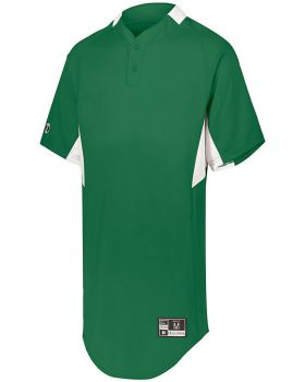 Holloway 221224 Youth  Game7 Two-Button Baseball Jersey
