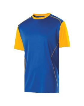 Holloway 222201-C Youth Piston Shirt