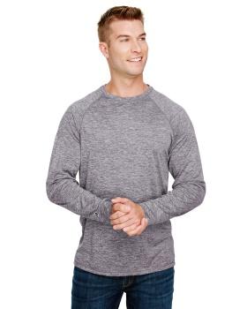 Holloway 222524 Men's Electrify 2.0 Long-Sleeve T-Shirt