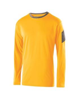 Holloway 222527 Electron Long Sleeve Shirt