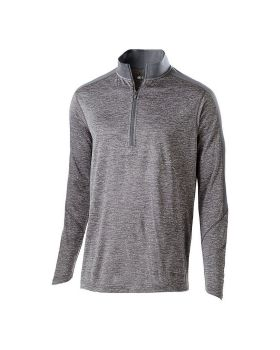 'Holloway 222642 Youth Electrify 1/2 Zip Pullover'