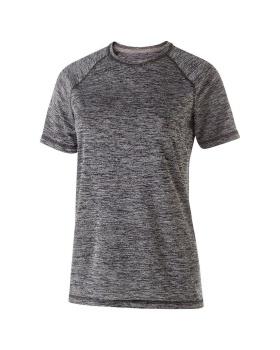 Holloway 222722 Ladies Electrify 2.0 Short Sleeve Shirt