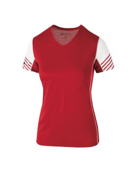 Holloway 222744 Ladies Arc Shirt Short Sleeve