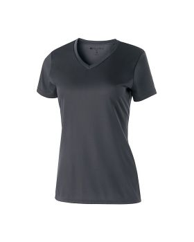 Holloway 222920-C Girls Zoom 2.0 Shirt