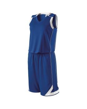 Holloway 224363-C Ladies Carthage Basketball Short