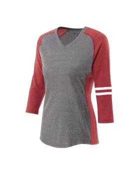 Holloway 229345-C Ladies Applaud Shirt
