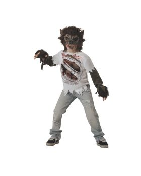 Incharacter IC17015MD Werewolf Child Size 8