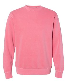 Independent Trading Co. PRM3500 Men's Pigment Dyed Crew Neck