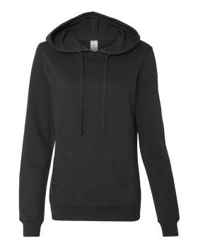 Independent Trading Co. SS650 Juniors' Lightweight Pullover Hooded Sweat ...