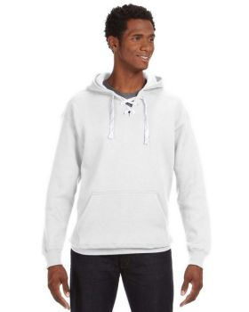 J America JA8830 Adult Sport Cotton Polyester Lace Hoodie