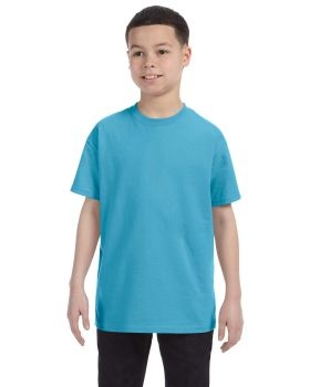 Jerzees 29B Youth Dri Power Active Cotton Polyester T-Shirt