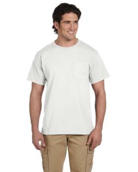 Jerzees 29P Adult Dri Power Active Pocket T-Shirt