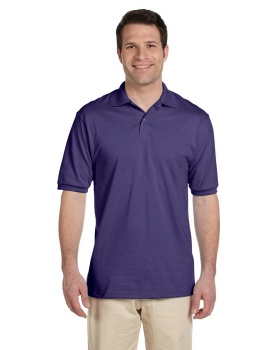 Jerzees 437 Adult SpotShield Cotton Polyester Jersey Polo Shirt