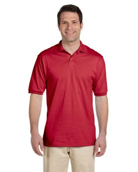 'Jerzees 437 Adult SpotShield Cotton Polyester Jersey Polo Shirt'