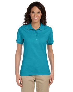 Jerzees 437W Ladies' SpotShield Jersey Polo