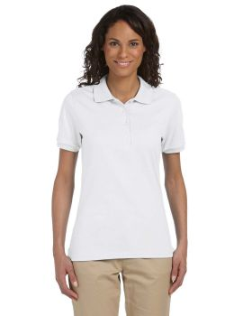 Jerzees 437W Ladies SpotShield Jersey Polo Shirt