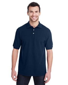 Jerzees 443MR Adult Premium Ringspun Cotton Piqué Polo