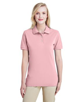Jerzees 443WR Ladies' Premium Ringspun Cotton Piqué Polo