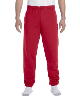 'Jerzees 4850P Adult Super Sweats NuBlend Fleece Pocketed Sweatpants'