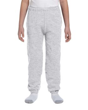 Jerzees 4950BP Kids Youth Super Sweats Nublend Fleece Pocketed Sweatpants