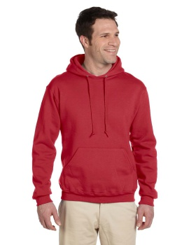 Jerzees 4997 Adult Super Sweats NuBlend Fleece Pullover Hood